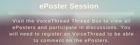 ePoster Session Nov 18-19, 2020